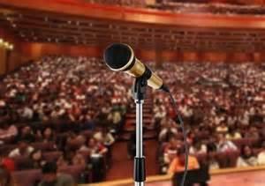 Facilitation and Public Speaking