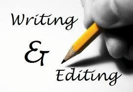 Writing and Editing Logo